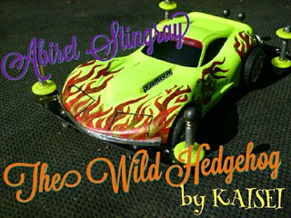 【No wild fes】 アビレッド スティングレイ